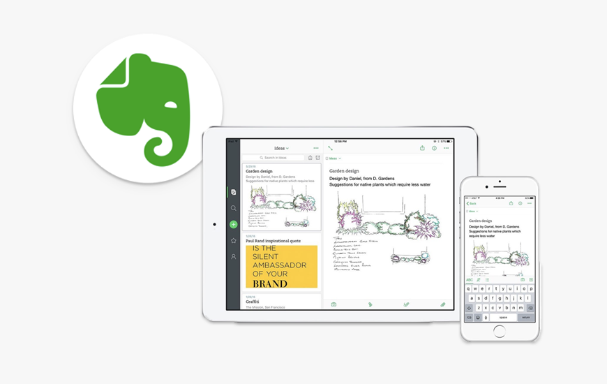 Evernote Stay Organized